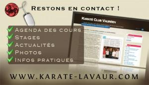 Aperçu site web KCV