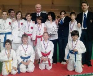 compétition karate dec 2010